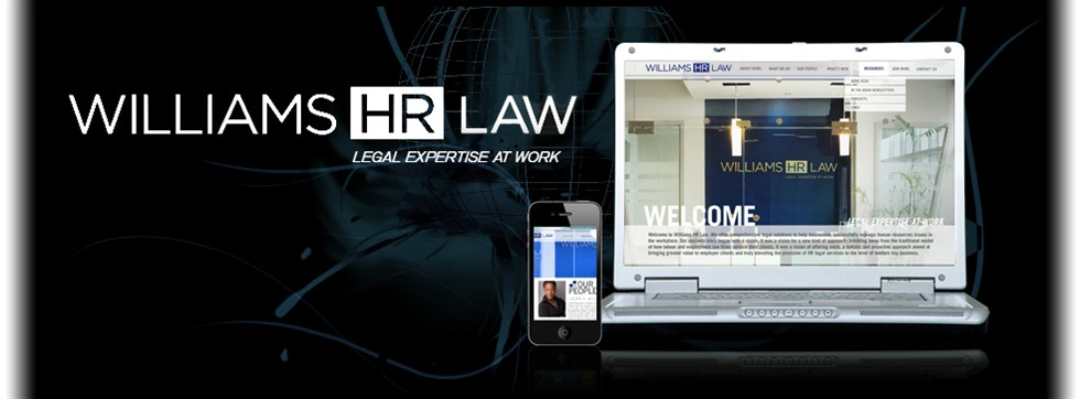 Williams HR Website
