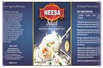 NEESA Package Design