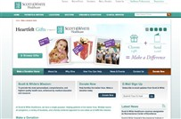 Scott White Healthcare Website