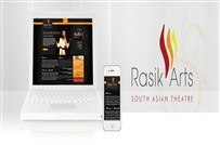 Rasik Arts Website