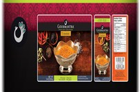 Gourmantra Package Design