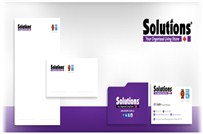 Solutions Card Design