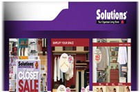 Solutions Stores Annual Sale Flyero