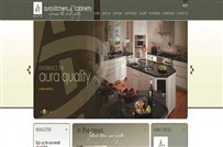 Aura Kitchens Website