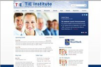 TiE Institute Website